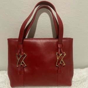 Vintage Paloma Picasso Leather Mini bag